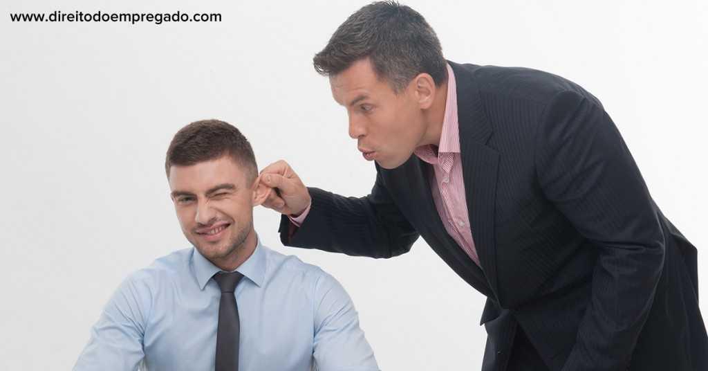 Suspender um funcionário é sempre um momento complicado para o empregador